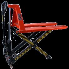 Nůžkové paletové vozíky